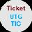 Ticket UTG TIC, (open link in a new window)